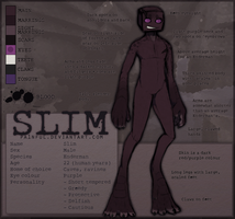 Slim the Enderman by Vencentio