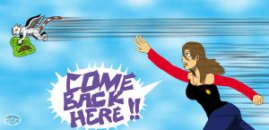 COME BACK HERE DX by Kaitoraikan