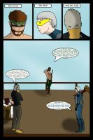 AFL 1000 - Round 3, Page 1 by Latroma