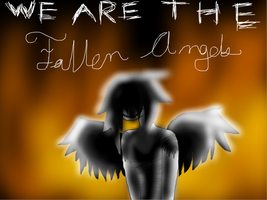 We are the Fallen Angels by SugaryLovewish