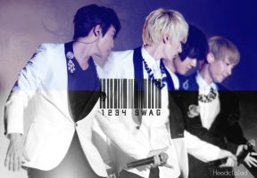 1234 SWAG - Super Junior by Heedictated