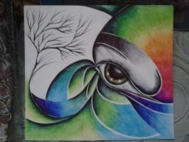 dried up minds of flowing colours by jainism1492