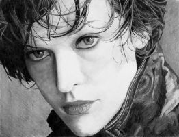 Milla Jovovich by Fallen-Immortal
