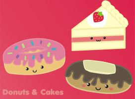 cutes cakes by natalia-factory
