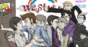 THE WESTWOOD BROTHERHOOD by wasitelves