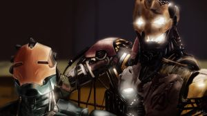 Get ready for Ultron by forgedOrder