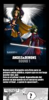 ...Angels And Demons...By GACH by GACHY-CELTA