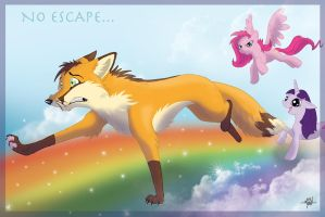 No Escape by Silvixen