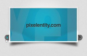 Custom slider skin by pixelentity