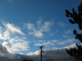 Clouds 11 3 2012 6 by TheStockWarehouse