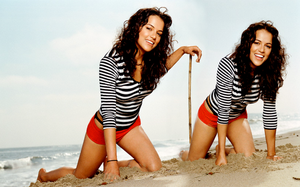 Michelle Rodriguez wallpaper by Sugar-spell-it-outt