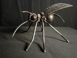 mosquito by metalmorphoses