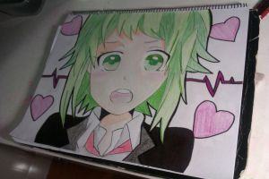 Gumi Megpoid - Vocaloid by DragonMeloon