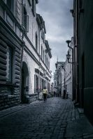 Old town by RLPhotographs
