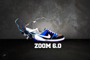 Nike Zoom 6.0 by magistrateofbrush