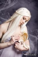 mother of dragons by Lycilia