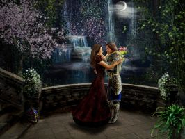 The Engagement by PatriciaRodelaArtist