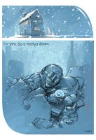 SnowGlobe by TheWoodenKing