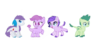 Sparity Kids by DragonDaak