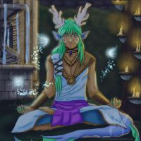 Contest Entry: Tranquility by serenitythefaierikin
