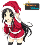 [Render] Christmas Mio by DonaGreyback