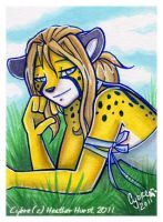 ACEO :: Sunny Cybre by cybre