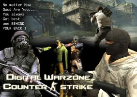 Counter Strike by RaUnAq007