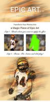 Epic Art 2 Photoshop Action by yekpix