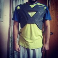 Ironman Chest Plate by Fouaadadel