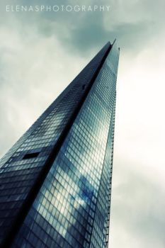 the shard. by elenasphotography