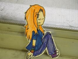 paperchild- kyla resting by doggie2271