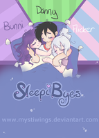SleepiByes - Cover page? by MystiWings