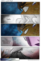 DBZ - Luck is in Soul at Home - Luck 8 Page 9 by RedViolett