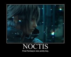 FFXV:  Noctis by Onikage108