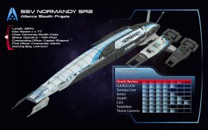 Alliance Normandy SR2 by nico89-fx