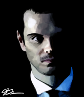 Moriarty by piratehatter