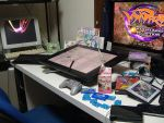 My desk by mizu-tori