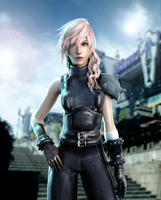 Lightning (Cloud Outfit) by ceriselightning