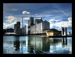 Harbor HDR by XXI-VIII