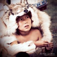 Yakuts child by kim-e-sens