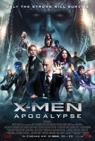 New International X-Men: Apocalypse Poster by Artlover67