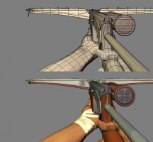 Crossbow update 03 for game by Kruku