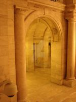 Hall NYPL by ArtieWallace
