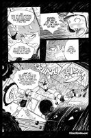 My webcomic page 399 by raultrevino