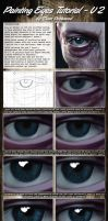 Painting Eyes Tutorial - V2 by Packwood