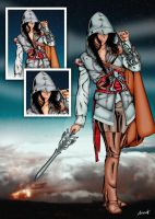 Assassins Creed_Color2 by anapaulabp