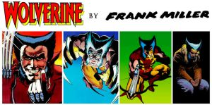 Wolverine by Frank Miller by StevenEly