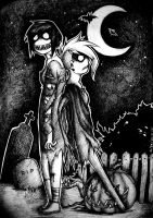 ~HALLOWEEN~ by 1idiz