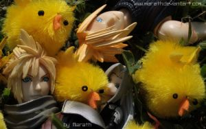 Cloud x Sephy Garden WP 2 by Miarath