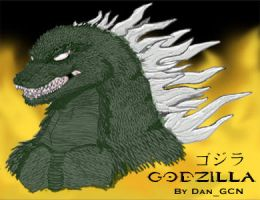 Godzilla Generation by DanGCN